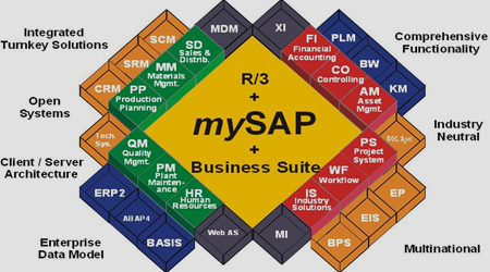 SAP Core Business Applications 1